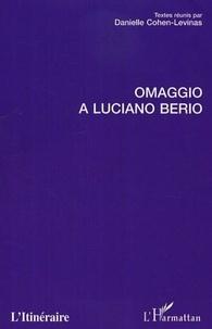 Danielle Cohen-Levinas - Omaggio a Luciano Berio.