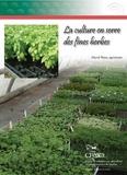 Danielle Jacques et David Wees - La culture en serre des fines herbes.