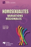 Danielle Julien et Joseph Josy Lévy - Homosexualités - Variations régionales.