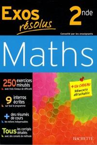 Danielle Kieken et Jean-Claude Martin - Maths 2e.