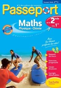 Lire des livres à télécharger gratuitement en ligne Maths Physique-Chimie de la 2e vers la 1e