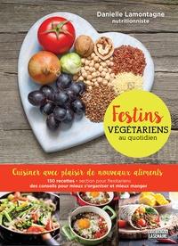 Deedr.fr Festins végétariens au quotidien - Cuisiner avec plaisir de nouveaux aliments Image