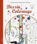 Danielle Le Bricquir - Dessins et coloriages.