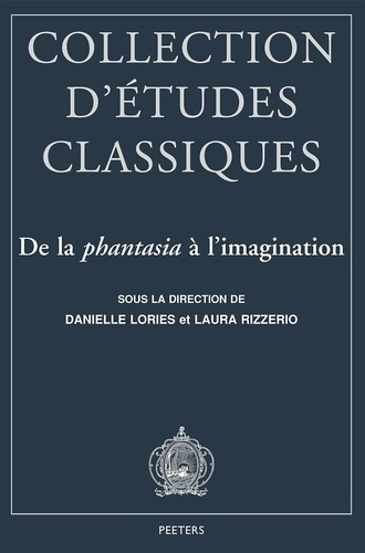 Danielle Lories - De la phantasia à l'imagination.