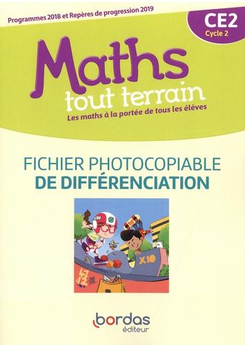 Danielle Louzoun et Xavier Amouyal - Maths CE2 Maths tout terrain.