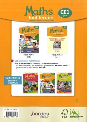Maths tout terrain CE1 cycle 2. Fichier de l'élève  Edition 2020
