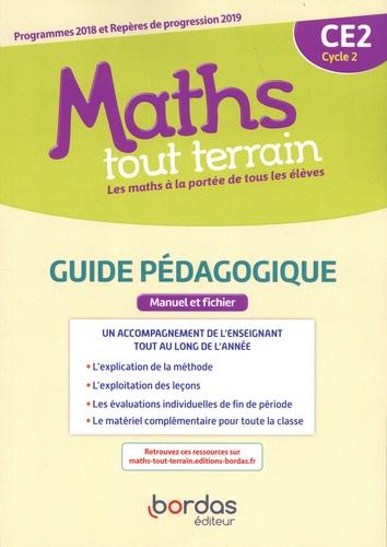 Danielle Louzoun et Xavier Amouyal - Maths tout terrain CE2 - Guide pédagogique.