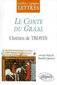 """Danielle Quéruel - """"Le Conte du Graal"""", Chrétien de Troyes."""
