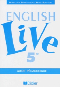 ENGLISH LIVE 5EME. Guide pédagogique.pdf