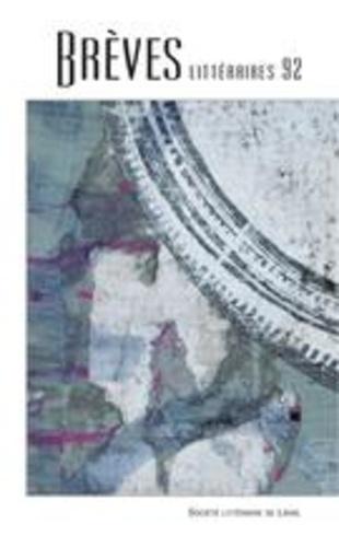 Danielle Shelton et Diane Landry - Brèves littéraires. No. 92,  2016 - Bestiaire.