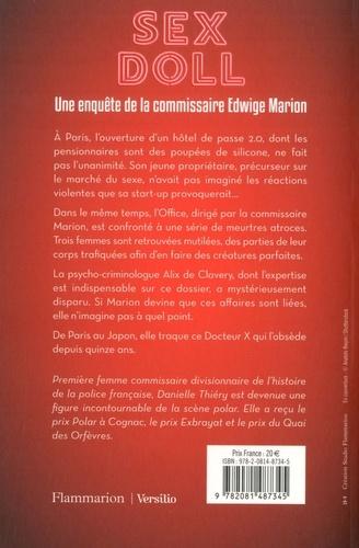 Une enquête de la commissaire Edwige Marion  Sex Doll