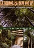 Danielle Vastrade et Jean Vastrade - Le bambou, ça rend fou - Guide pratique pour une utilisation raisonnée.