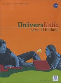 Danila Piotti - Univers Italia.