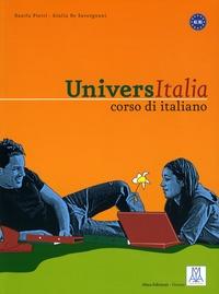 Danila Piotti et Giulia De Savorgnani - UniversItalia - Corso di italiano A1-B1.