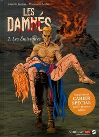 Danilo Guida et Benjamin Leduc - Les damnés Tome 2 : Les Emissaires.