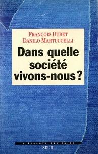 Danilo Martuccelli et François Dubet - .