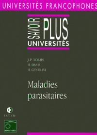 Danis et  Nozais - Maladies parasitaires.