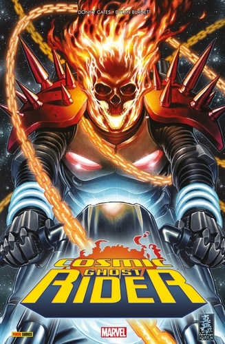 Cosmic Ghost Rider (2018) - Danny Cates - 9782809481693 - 10,99 €