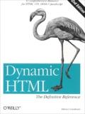 Danny Goodman - Dynamic HTML - The Definitive Reference.