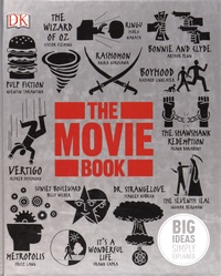 Danny Leigh et Louis Baxter - The Movie Book.
