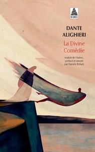 Dante Alighieri - La Divine Comédie - L'enfer ; Le Purgatoire ; Le Paradis.