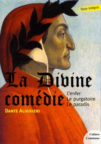 Dante Alighieri - La Divine comédie.