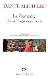 Dante - La Comédie - Poème sacré (Enfer, Purgatoire, Paradis).