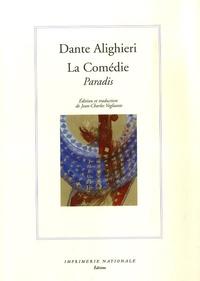 Dante - La Comédie - Paradis, édition bilingue français-italien.
