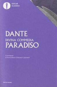 Dante - La Divina Commedia - Paradiso.