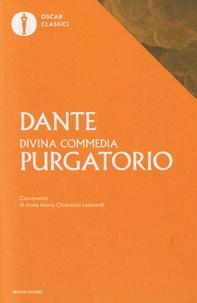 Dante - La Divina Commedia - Purgatorio.