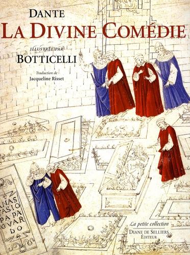 Dante - La Divine Comédie de Dante - Illustrée par Botticelli.