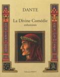 Dante - La Divine Comédie enluminée.
