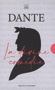 Dante - La Divine Comédie - Coffret en 3 volumes : Tome1, L'Enfer ; Tome 2, Le Purgatoire ; Tome 3, Le Paradis.