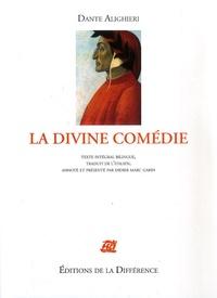 Dante - La Divine Comédie - Texte intégral bilingue.