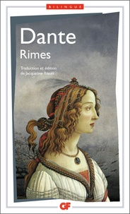 Dante - Rimes.