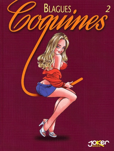 Dany - Blagues Coquines Tome 2 : .