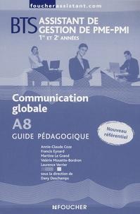 Communication globale A8 BTS Assistant de gestion de PME-PMI - Guide pédagogique.pdf