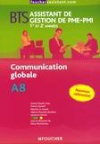 Dany Deschamps - Communication globale BTS Assistant de Gestion de PME-PMI 1e et 2e année.