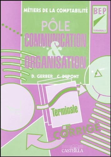 Dany Gerber et C Dupont - Pôle Communication et Organisation.