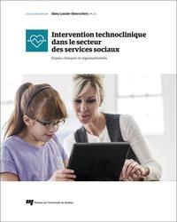 Deedr.fr Intervention technoclinique dans le secteur des services sociaux - Enjeux cliniques et organisationnels Image