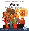 Danyèl Waro et Rémi Morel - Waro dann kér marmay. 1 CD audio