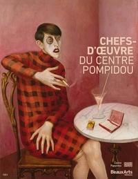 Daphné Bétard et Fabrice Bousteau - Chefs-d'oeuvre du Centre Pompidou.