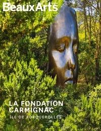 Daphné Bétard et Fabrice Bousteau - Fondation Carmignac.