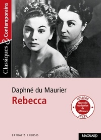 Daphné Du Maurier - Rebecca.