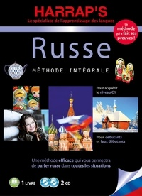 Daphne West - Russe - Méthode intégrale. 2 CD audio MP3