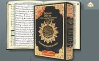 Dar Al-Marifah - Saint coran tajweed avec traduction des sens et translittération allemand.