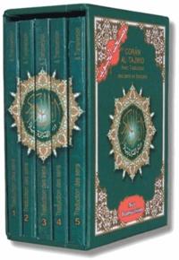 Coran Al-Tajwid - Avec traduction des sens en français. Coffret en 5 volumes.pdf