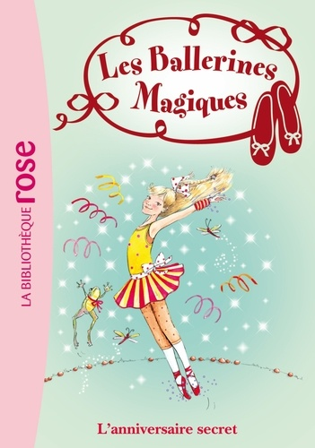 Les Ballerines Magiques 22 - Darcey Bussell - Format ePub - 9782012032613 - 4,49 €
