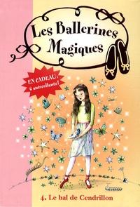 Darcey Bussell - Les ballerines magiques Tome 4 : Le bal de Cendrillon.