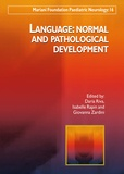 Daria Riva et Isabelle Rapin - Language: normal and pathological development.